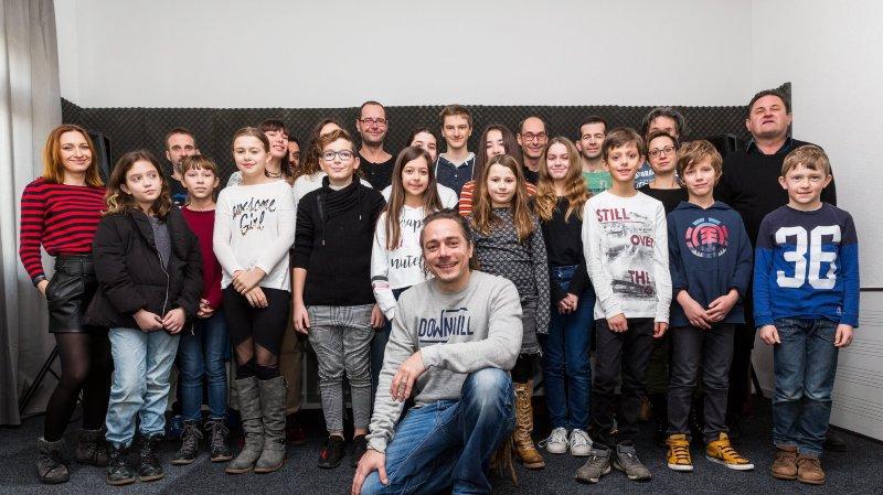 L'Ecole de musique SMC de Cortaillod fête ses dix ans avec Junior Tshaka