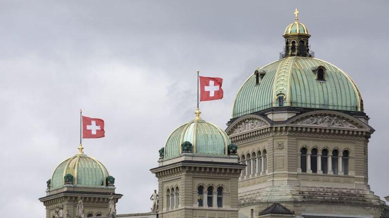 La Confédération a enregistré un bénéfice de 2,9 milliards de francs en 2018.