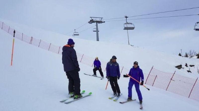 En Norvège, c'est le vent qui compromet la descente hommes de samedi.
