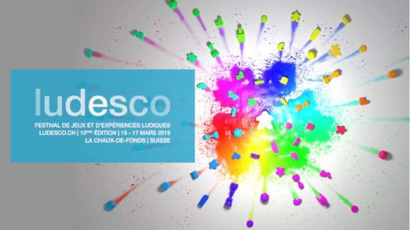 Ludesco Festival de jeux et d'expériences ludiques