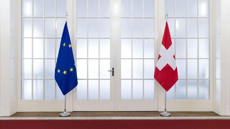 Le projet d'accord-cadre entre la Suisse et l'Union européenne est en phase de consultation.