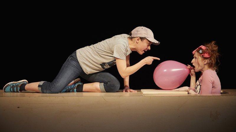 «J'ai trop peur», une pièce pour les enfants, au théâtre du Passage