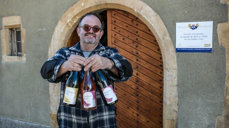 Au Pays de Neuchâtel, les vins naturels sont rares