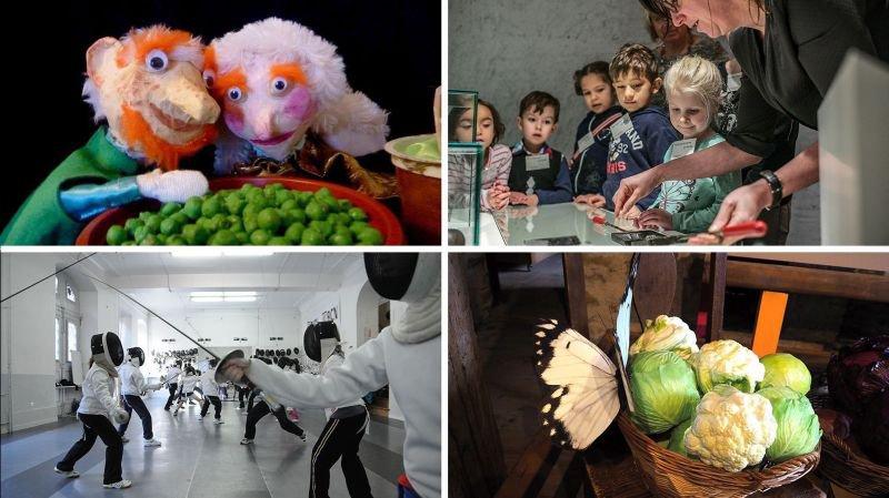 Théâtre, ateliers, sport, sensibilisation, les possibilités d'activités sont nombreuses.