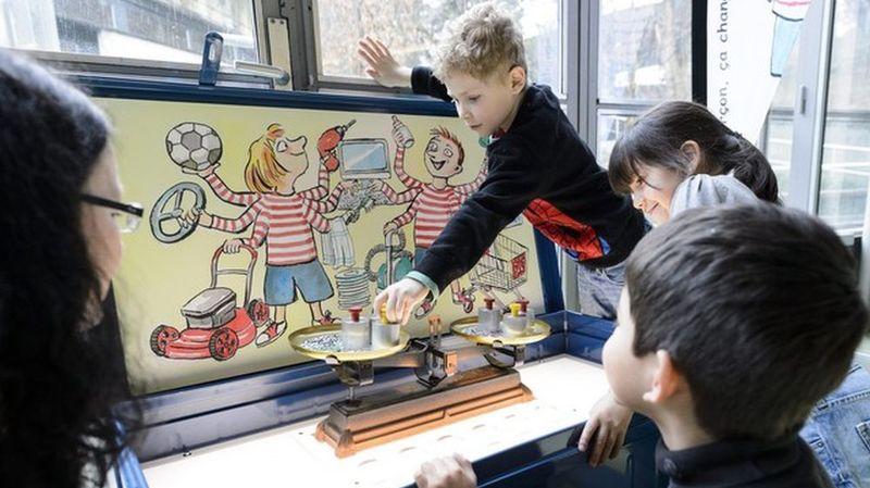 En 2013 à Lausanne, une exposition tentait d'expliquer les stéréotypes aux enfants.
