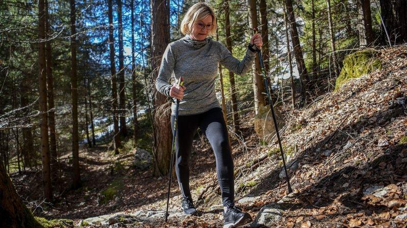 BCN Tour: Valérie Bohren marche en toute liberté