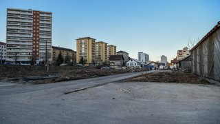 L'administration cantonale neuchâteloise sera regroupée sur deux sites à Serrières et à la Fiaz