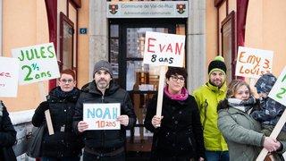 Structure fermée à Savagnier: tous les enfants n'ont pas retrouvé de place d'accueil