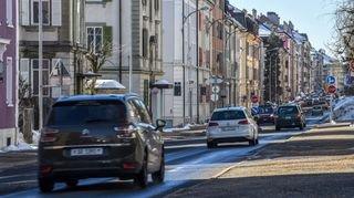 Des travaux pour réduire le bruit routier divisent les députés neuchâtelois