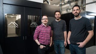 Un «data center» un peu plus écolo à La Chaux-de-Fonds