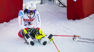 Ski alpin – Mondiaux d'Are: Wendy Holdener craque et termine 17e du slalom remporté par Mikaela Shiffrin