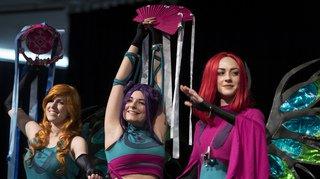 Cosplay à Lausanne: visiteurs en hausse pour le festival Japan Impact