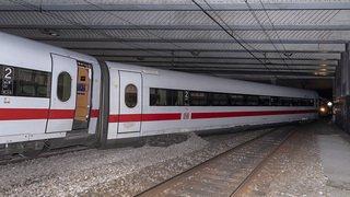 Accident ferroviaire: un train Intercity en provenance d'Allemagne déraille à Bâle, aucun blessé