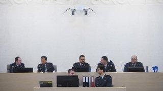 Tribunal militaire: un ex-sergent suisse est accusé d'avoir prêté service dans une milice chrétienne en Syrie