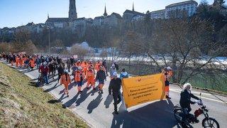 Employés fribourgeois en colère