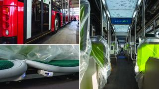 Le bus du futur est suisse