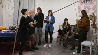 Neuchâtel: Angerona ou un an de militance féminine