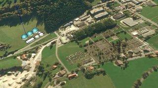 La Chaux-de-Fonds: la grosse centrale à biogaz lancée cette année?