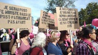 Les Neuchâteloises se préparent à la grève nationale des femmes du 14 juin prochain