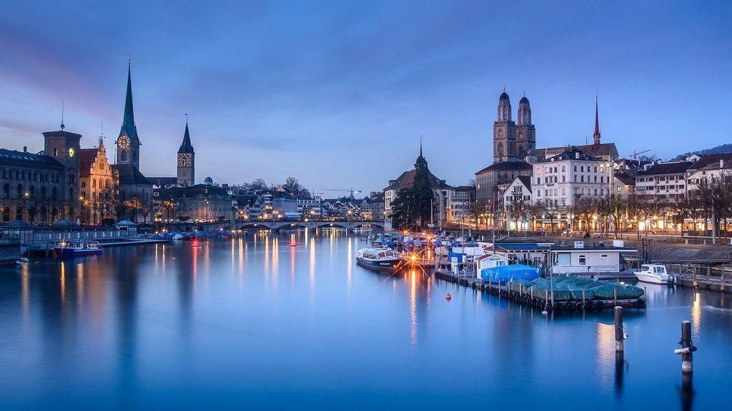 Vienne et les villes d'Europe toujours en tête — Qualité de vie