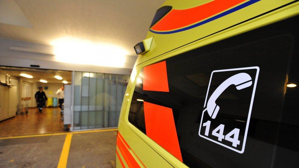Le 144 n'a pas envoyé d'ambulance pour un patient qui demandait d'aller à l'hôpital de Saint-Imier, où son médecin opère.