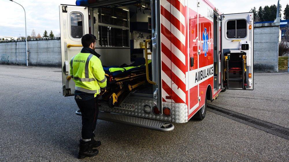 Lors d'une intervention, l'équipage de l'ambulance peut accepter une demande du patient d'être emmené à l'hôpital de son choix.