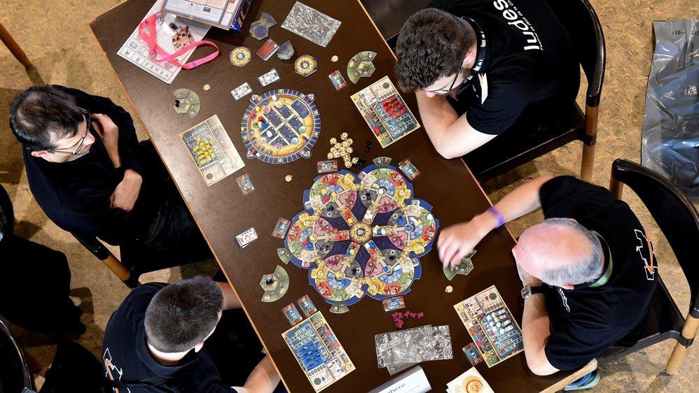 Ludesco, qui fête ses dix ans d'existence, proposera plus de 600 jeux et 90 animations ce week-end.