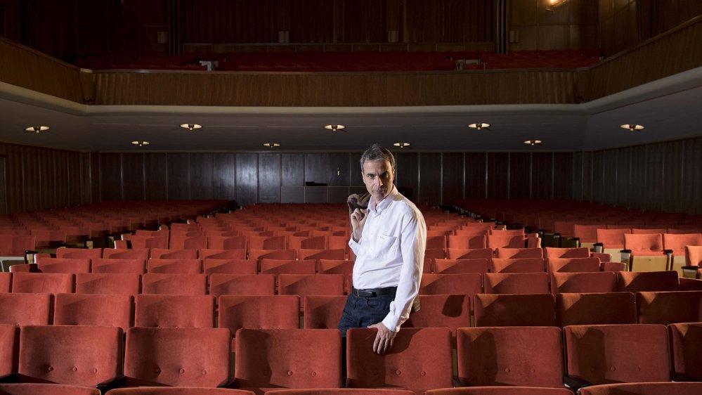 Frédéric Eggimann n'est plus l'administrateur de la Société de musique de La Chaux-de-Fonds.