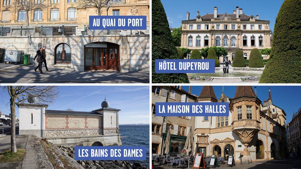 Des restaurateurs locataires de la Ville de Neuchâtel évoquent leurs relations avec leur bailleur.