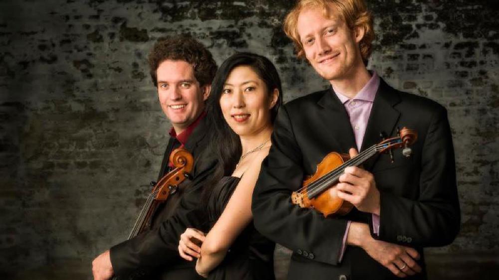 Un festival porté par le Trio Mistral.