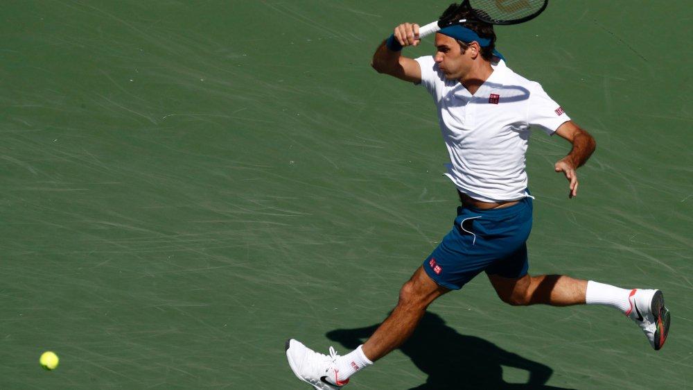 Roger Federer disputera une douzième demi-finale dans le tournoi californien.