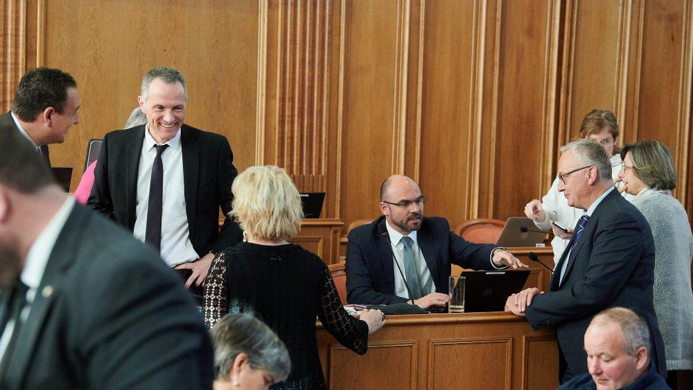 Les députés PS et PLR se sont mis d'accord pour ne modifier que modestement le projet gouvernemental.