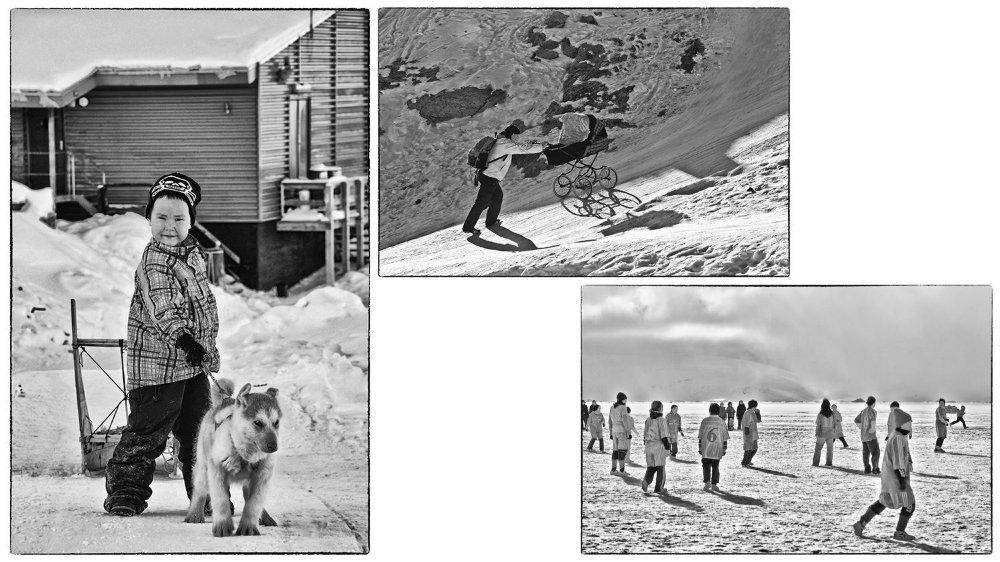 Le Groenland vu par l'ethnologue Philippe Geslin.