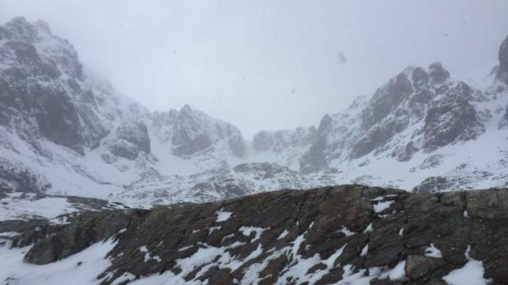 Le Ben Nevis, le plus haut sommet de Grande-Bretagne, où le drame s'est déroulé.