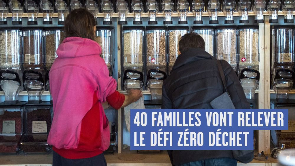 Pour réduire ses déchets? Privilégier les magasins en vrac, comme Chez Mamie, à Corcelles (en photo), ou les Enfants de la terre, qui ouvrira en mai à Cernier.
