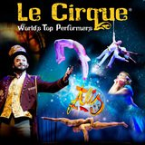 LE CIRQUE WORLD'S TOP PERFORMERS - Alis