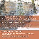 Edvard Grieg, chantre de la Norvège