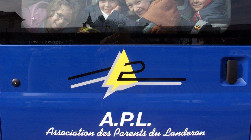Bus scolaire: diminution de la subvention communale fustigée au Landeron