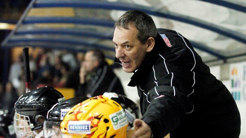 L'équipe de Meyrin, entraînée par Alain Pivron, sera la seule reléguée de première ligue en deuxième ligue.