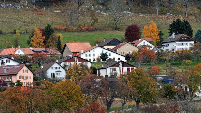 Le gel de zones constructibles touche 105 biens-fonds à Rochefort