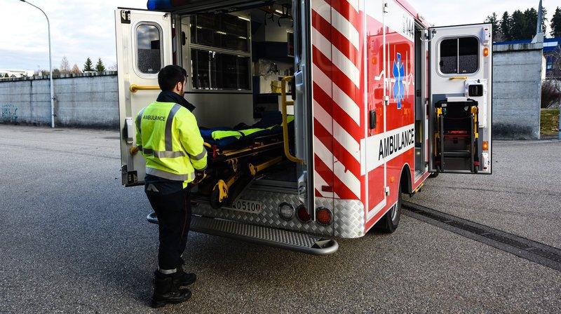 Les patients peuvent demander à être emmenés en ambulance ailleurs qu'à l'HNE