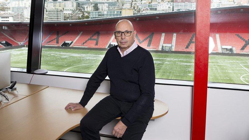 Xamax: Christian Binggeli quitte la présidence du club avec effet immédiat