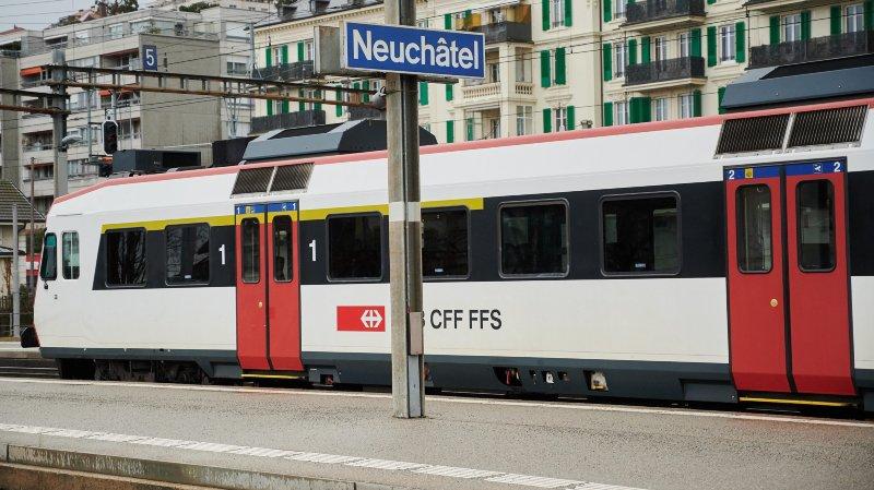 Le Conseil des Etats soutient la ligne directe Neuchâtel - La Chaux-de-Fonds