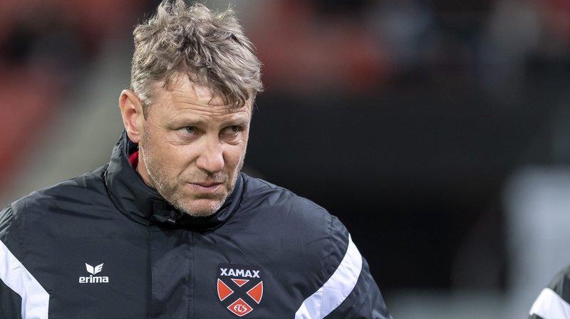 Stéphane Henchoz ne sera plus le coach de Xamax dès le 15 juin.