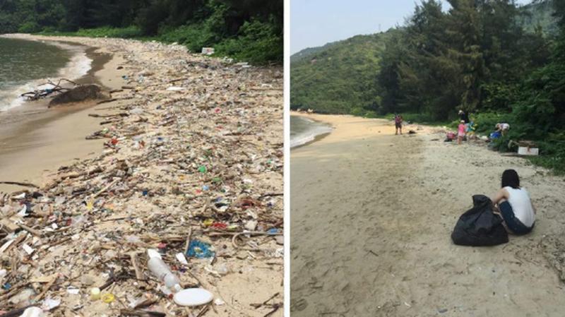 Trashtag Challenge: le défi du moment qui vous invite à nettoyer la nature des déchets