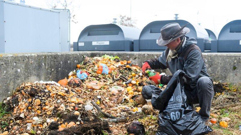 Plus de 50 kilos de déchets ramassés à Pierre-à-Bot pour clore la Semaine de la durabilité