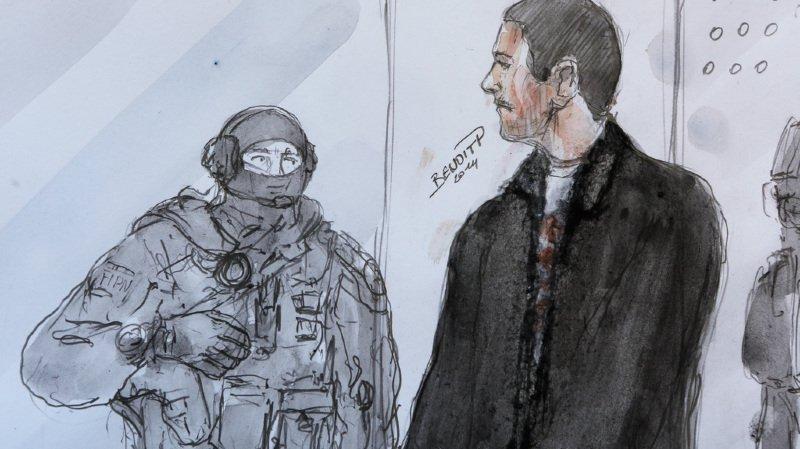 """Le djihadiste français a été déclaré coupable jeudi des quatre assassinats à caractère """"terroriste""""."""