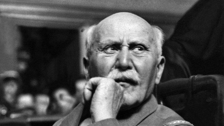 France: le maréchal Pétain, figure de la collaboration avec les nazis, était-il atteint d'Alzheimer dès 1940?