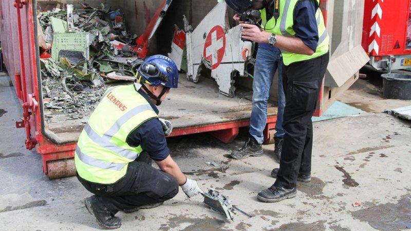 L'accident s'est produit le 10 juin 2016 au nord des Pays-Bas, lors d'un vol d'entraînement de la Patrouille suisse en vue d'un show aérien à Leeuwarden.