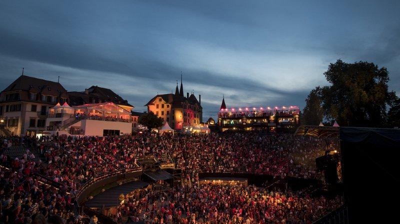 Cette année, les arènes d'Avenches (VD) résonneront de sons rocks, chanson, techno et folk.